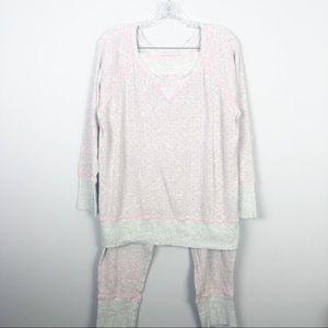 Victoria's Secret | Polka Dot Thermal Pajamas